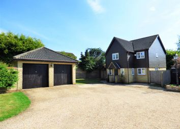 Thumbnail 4 bed detached house for sale in Laneside Hollow, Northampton