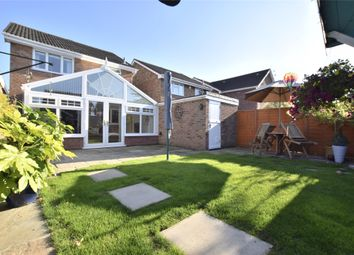 Thumbnail 3 bed detached house for sale in Pullin Court, North Common
