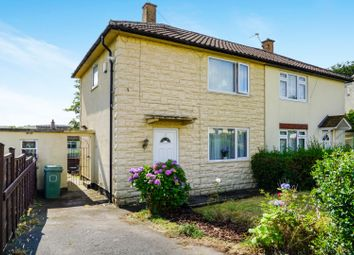 Thumbnail 2 bed semi-detached house for sale in Tudor Croft, Huddersfield