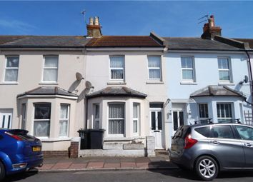 Thumbnail 2 bed terraced house for sale in Leslie Street, Eastbourne, East Sussex