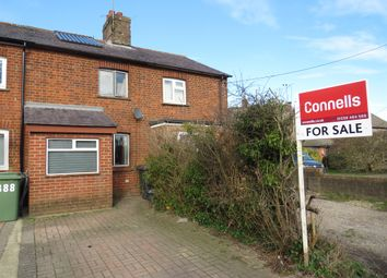 Thumbnail 2 bed terraced house for sale in Worting Road, Worting, Basingstoke