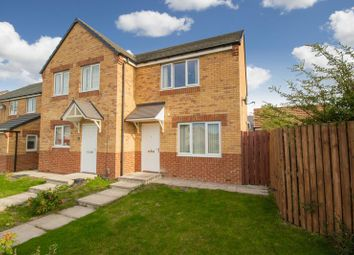Thumbnail 2 bed semi-detached house for sale in Allendale Road, Ormesby, Middlesbrough