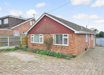 Thumbnail 3 bedroom detached bungalow for sale in Sandwich Road, Eythorne, Dover, Kent