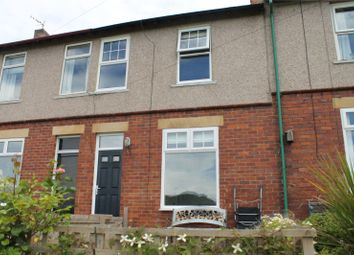 Thumbnail 3 bed terraced house for sale in North View Terrace, Stocksfield, Northumberland