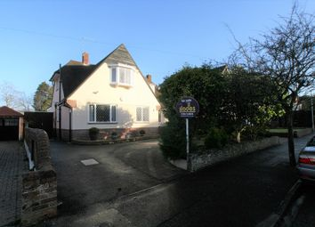Thumbnail 3 bed detached bungalow for sale in St Albans Avenue, Queens Park, Bournemouth