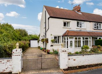 Thumbnail Semi-detached house for sale in Lilybank, Wetherby Road, Knaresborough, North Yorkshire