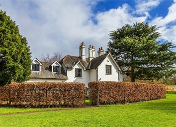 Thumbnail 3 bed cottage for sale in Laleham Park, Shepperton Road, Staines-Upon-Thames, Surrey