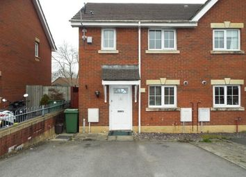 Thumbnail 2 bed property to rent in Thorne Way, Cardiff