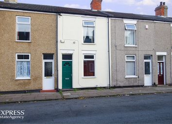 Thumbnail 2 bed terraced house for sale in Haycroft Street, Grimsby, Lincolnshire