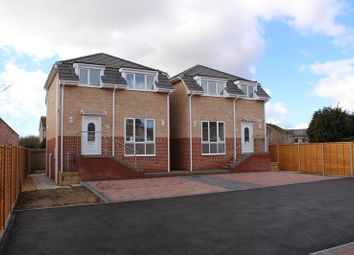 Thumbnail 3 bedroom detached house for sale in Blandford Road, Hamworthy, Poole, Dorset