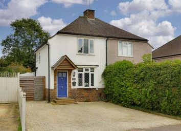 Thumbnail 2 bed semi-detached house for sale in Oatfield Road, Tadworth, Surrey