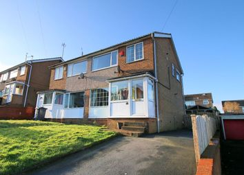 Thumbnail 3 bed semi-detached house for sale in Quaker Lane, Cleckheaton