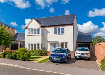 Thumbnail 4 bed detached house for sale in Edmund Lane, Tingewick, Buckingham