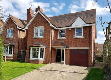 Thumbnail 5 bed detached house for sale in Cornwall Road, Harpenden, Hertfordshire