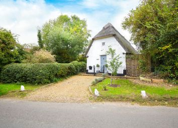 Thumbnail 1 bed cottage for sale in Church Lane, Kingston, Cambridge, Cambridgeshire
