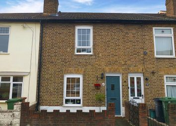 Thumbnail 2 bed terraced house for sale in St. James Road, Carshalton