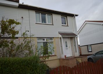 Thumbnail 3 bed semi-detached house for sale in Eastwood Drive, Wishaw