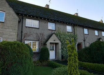 Thumbnail 3 bed terraced house for sale in Croft Road, Rothbury, Morpeth
