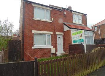 Thumbnail 2 bed end terrace house to rent in Rosedale Terrace, Peterlee
