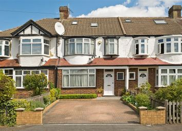 Thumbnail 5 bed terraced house for sale in Berrylands, Raynes Park