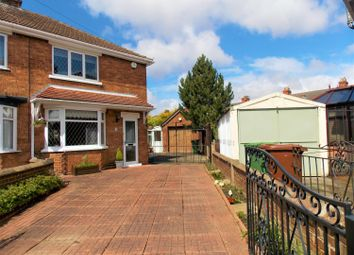 Thumbnail 2 bed terraced house for sale in Colson Place, Cleethorpes