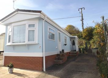 Thumbnail 1 bedroom mobile/park home for sale in Winchester Road, Fair Oak, Eastleigh