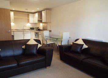 Thumbnail 1 bedroom flat to rent in Caldey Island House, Cardiff