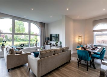 Thumbnail 2 bedroom flat for sale in Hampton Road, London