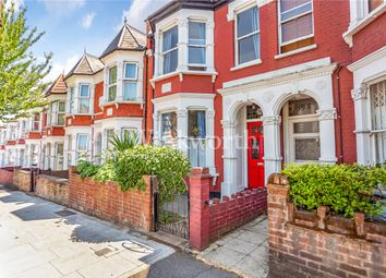 Thumbnail 4 bed terraced house for sale in Warham Road, Harringay Ladder, London