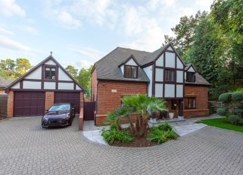 Frimley, Camberley, Surrey GU16. 5 bed detached house