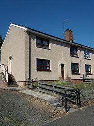 Thumbnail 2 bed flat to rent in 105 Tweedsmuir Road, Letham, Perth