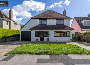 Thumbnail 4 bed detached house for sale in Southdean Close, Middleton-On-Sea, Bognor Regis, West Sussex.
