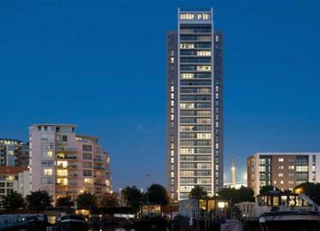 Thumbnail 3 bedroom flat to rent in Yabsley Street, Canary Wharf, London
