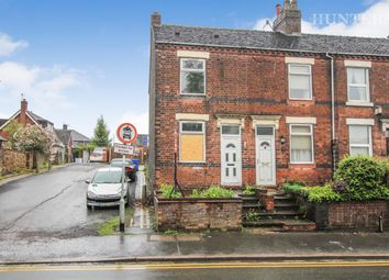 Thumbnail 2 bed end terrace house for sale in Werrington Road, Stoke-On-Trent