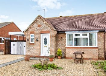 Thumbnail 2 bed semi-detached bungalow for sale in Bramley Walk, Skegness
