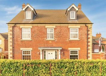 Thumbnail 5 bedroom detached house for sale in Delacorte Green, Spalding, Lincolnshire