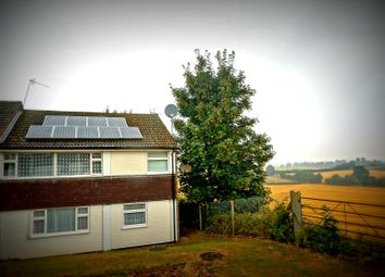 Thumbnail 2 bed maisonette for sale in East View, St. Ippolyts, Hitchin