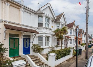 Thumbnail 3 bed terraced house for sale in Landseer Road, Hove