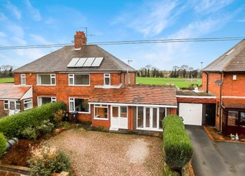 4 bed semi-detached house for sale in Mill Lane, Wrinehill, Cheshire CW3