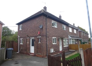 Thumbnail 3 bed semi-detached house for sale in Shirebrook Close, Newstead, Stoke-On-Trent