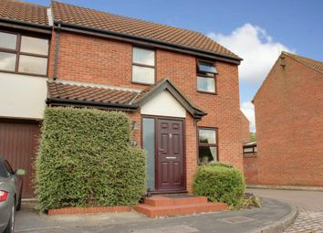 Thumbnail 2 bedroom end terrace house to rent in Waltham Court, Beverley
