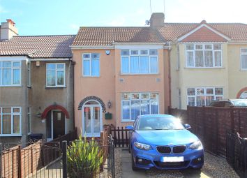 Thumbnail 3 bedroom terraced house for sale in King Georges Road, Bishopsworth, Bristol