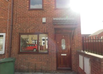 Thumbnail 2 bedroom end terrace house to rent in Grafton Street, Grimsby