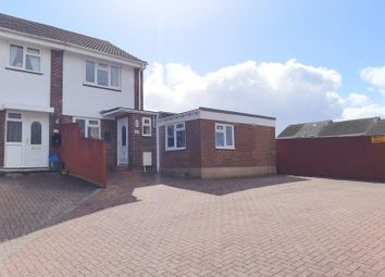 Bradford Close, Exmouth EX8. 2 bed end terrace house for sale