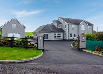 Thumbnail 4 bed detached house for sale in Gracehill Road, Armoy, Ballymoney, County Antrim