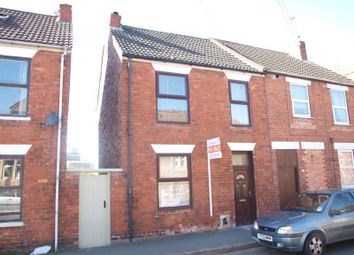 Thumbnail 2 bed end terrace house to rent in Dudley Road, Grantham