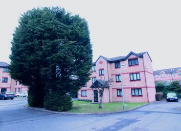 Thumbnail 1 bed flat for sale in Fielders Close, Enfield, Middlesex