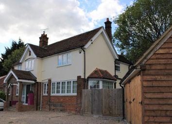 Whitewebs Cottage, Main Road, Ingatestone, Essex CM49Hx CM4. Studio to rent