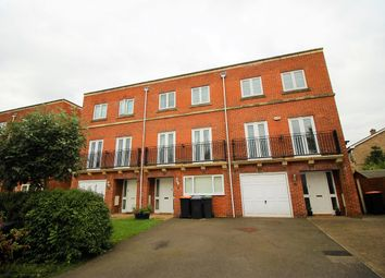 Thumbnail 4 bed town house to rent in Redwald Close, Kempston, Bedford