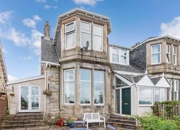 Thumbnail 4 bed semi-detached house for sale in Fullerton Drive, Seamill, West Kilbride, North Ayrshire